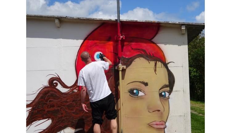 photo Inauguration de la fresque murale ce dimanche 20 juin à 11h00