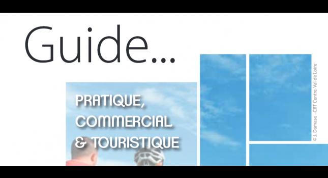 photo Le guide touristique des Portes Euréliennes  est maintenant disponible ....