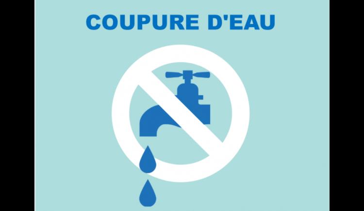 photo Panne - Coupure d'eau pour la journée du 28/07/2021