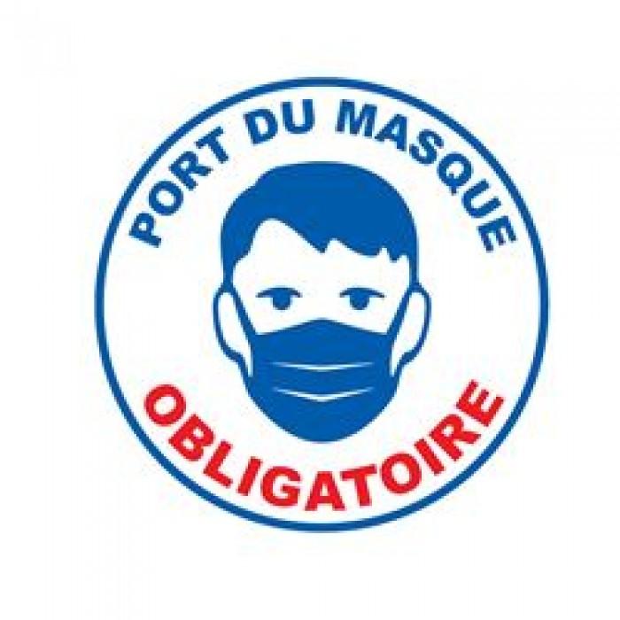 photo Port du masque obligatoire en Eure-et-Loir