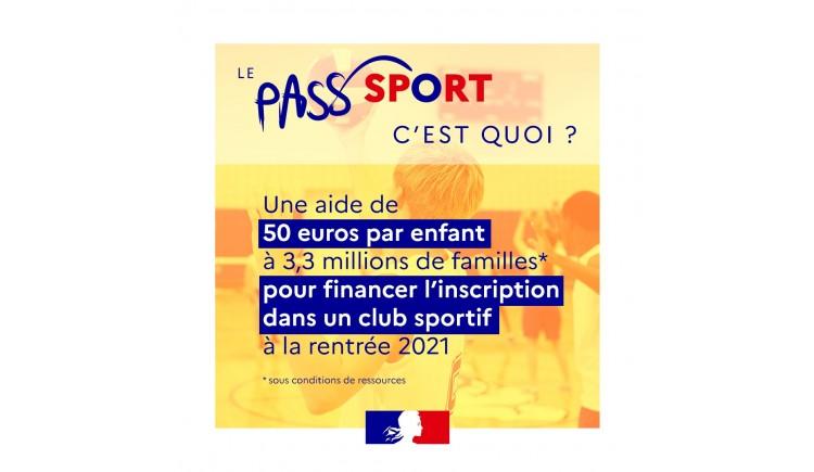 photo Pass'Sport : une aide financière pour le sport des 6-17 ans