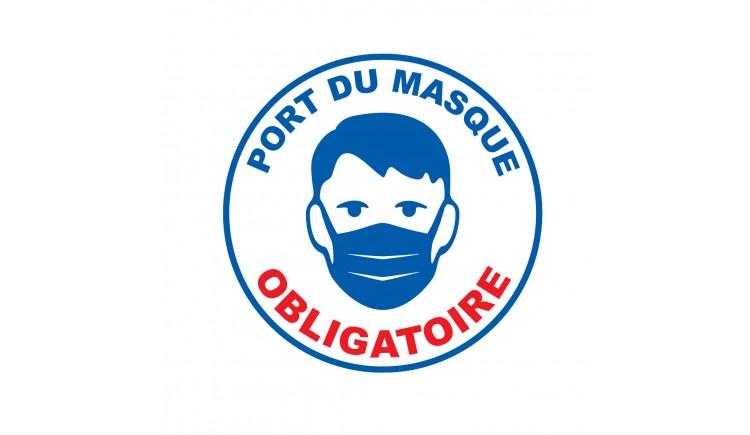 photo Port du masque