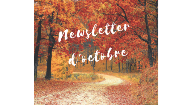photo La newsletter d'octobre de l'office de Tourisme des Portes Euréliennes est disponible ....