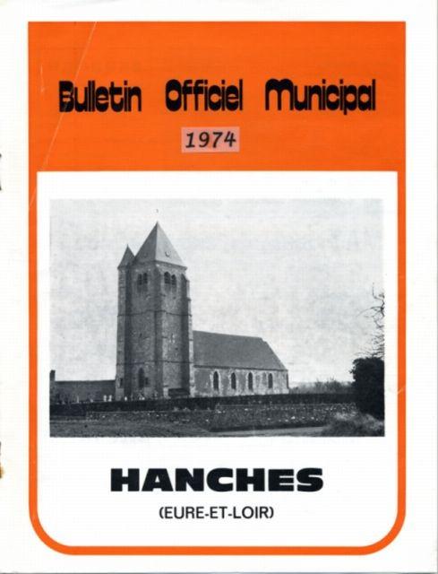 Bulletin municipal 1974