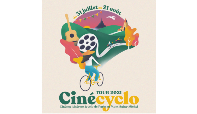 photo Cinécyclo Tour, ce jeudi 05 août