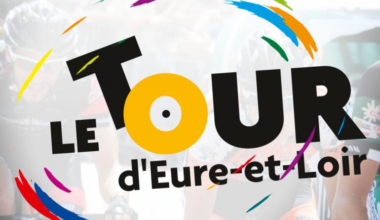 photo Course cycliste TOUR D'EURE-ET-LOIR - Le parcours sur Hanches sera fermé à la circulation