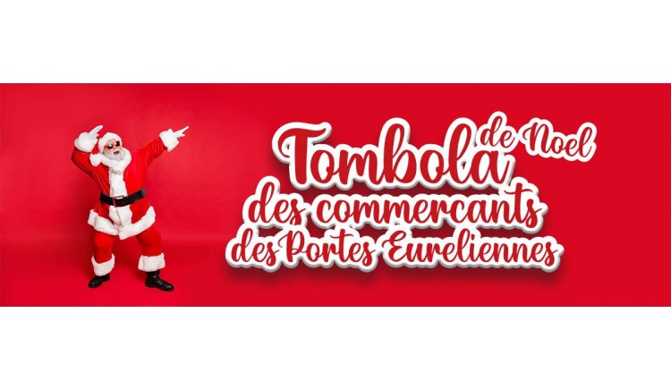 photo Participez à la tombola de Noël des commerçants !