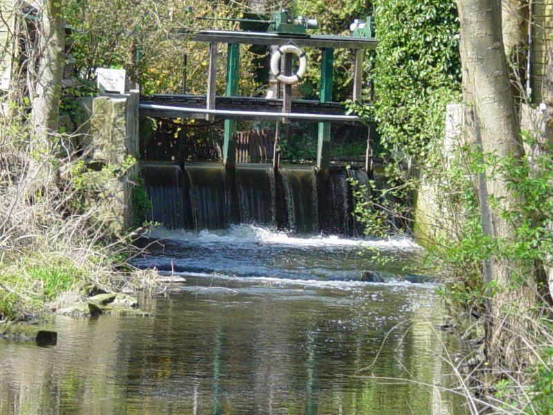 Ancienne écluse moulin Vinarville