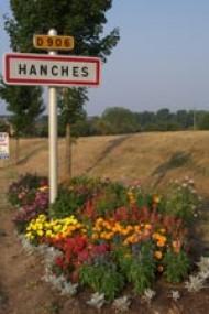 Bienvenue à Hanches !